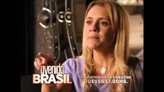 Promo Avenida Brasil - Capítulo 19 (09-01-2014)-Telefe HD (Argentina)