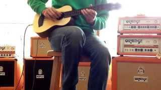 Kala U-Bass at Phelps Bros. Guitars