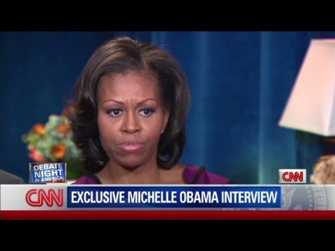 Exclusive: Full interview Michelle Obama