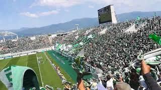 2018/6/3 松本vs栃木.