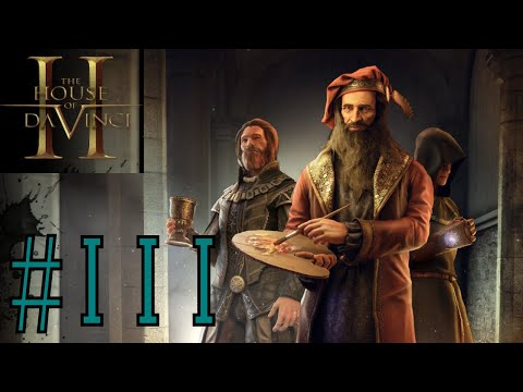 The House of Da Vinci II # III |