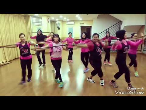 Fleur East (SAX) - Dance for Fitness and Fun Choreo by Sri Andayani