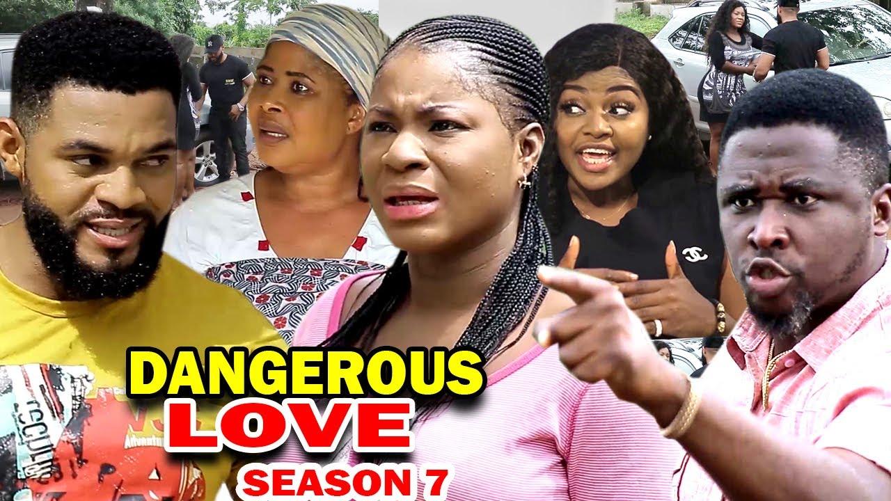 Download DANGEROUS LOVE SEASON 8 - (New Movie) Destiny Etiko 2020 Latest Nigerian Nollywood Movie Full HD