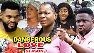 DANGEROUS LOVE SEASON 8 - (New Movie) Destiny Etiko 2020 Latest Nigerian Nollywood Movie Full HD