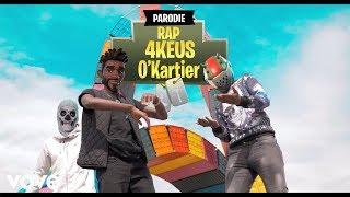 4KEUS - SUR LA PLAY C'EST LA HESS [PARODIE FORTNITE]