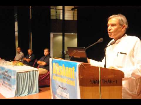 Pawan Kumar Bansal at International Space Society