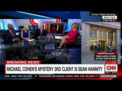 Sean Hannity Should Be Fired For Not Disclosing His Relationship With Michael Cohen