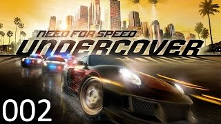 "#002 Let's Play Need for Speed: Undercover ""Ford Escort"""