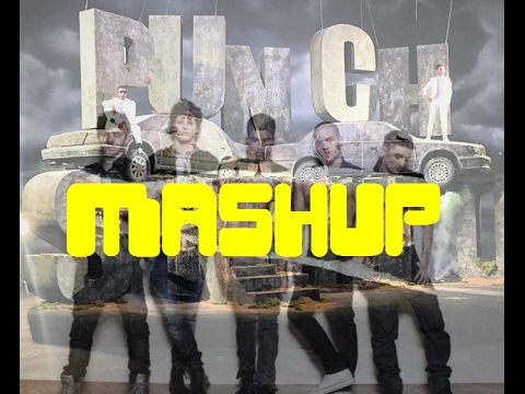 Punch ft. Silento vs. Basto ft. The Wanted-Spotlight vs. Warzone MASHUP (video version)