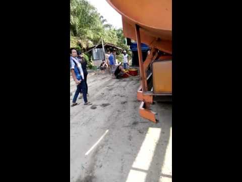 Mafia Minyak CPO di Jl.Lintas Riau Balam Km 24 kec. Bagan Sinembah kab. Rokan Hilir - Riau