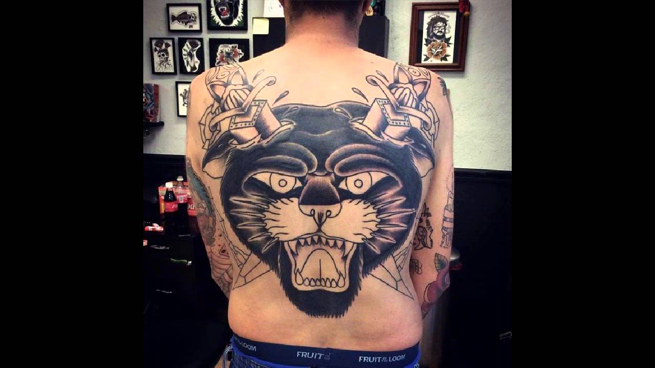 80 Elegant Black Panther Tattoo Meaning and Designs – Gratefulness ...