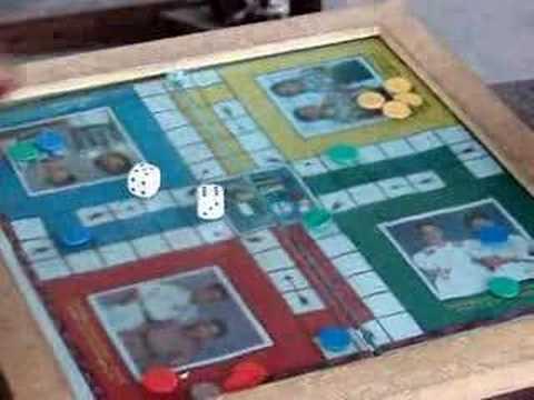 Ludo Togo Board Game
