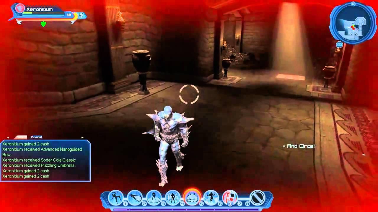 Dc Universe Online Circes Hideout
