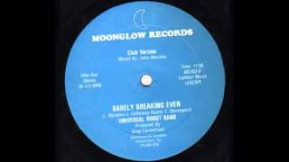 Universal Robot Band - Barely Breaking Even Disco Dubb Edit)