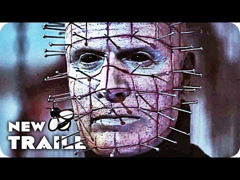 Hellraiser: Judgment Trailer (2018) Horror Movie
