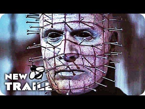 Hellraiser: Judgment Trailer (2018) Horror...