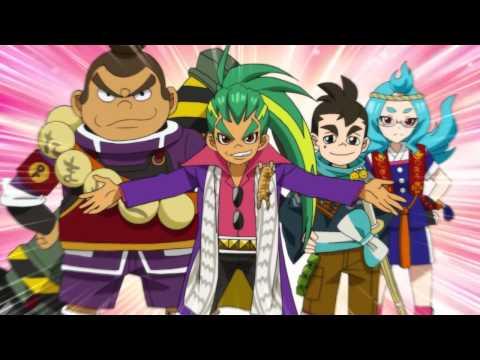 Hero Bank 2 -  Opening (3DS)
