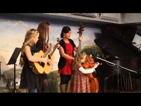 Christmas Fiddle Tunes 2012
