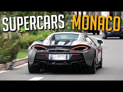 supercars-monaco-2020!---bugatti-chiron,-458-speciale,-aventador-s-&-more!