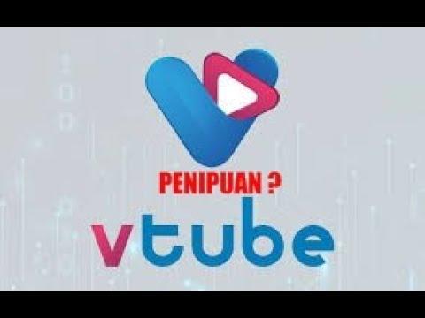 Vtube Penipuan Bisnis Iklan Youtube