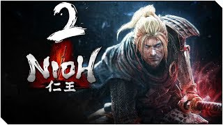 NIOH COMPLETE EDITION PC | Capitulo 2 | Primer BOSS Onryoki !!