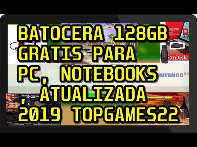 64gb 128gb Batocera 5 22 Openbor Snaps Video Factocera Es Retropie