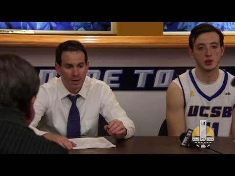 Full-Court Vision: UCSB Men's Basketball Tops Nebraska-Omaha