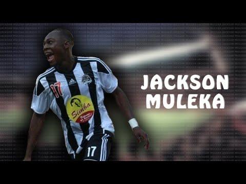 JACKSON MULEKA - Goals & Assists & Skills - HD 2019  - TP Mazembe Player
