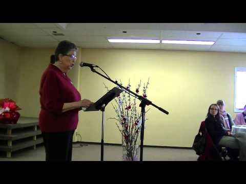 """""""Experiencing God's Grace in the Tough Times""""--Shirley Hellquist"""