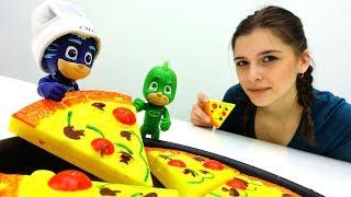 ToyClub шоу - Игрушки Герои в масках - пропал Кэтбой