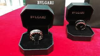 Кольца Bvlgari - обзор моделей