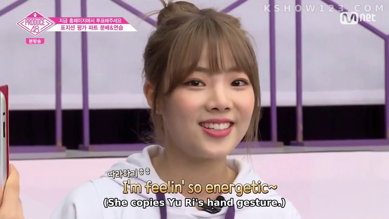 [ENG] Produce 48 EP 6 | Energetic CUT (1/2)
