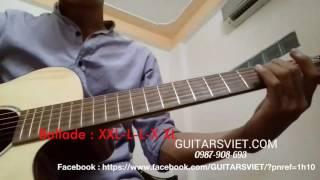 """GUITAR S VIỆT - Hướng dẫn bài """" Lạc Trôi """""""