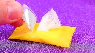 DIY Miniature Wet Wipes