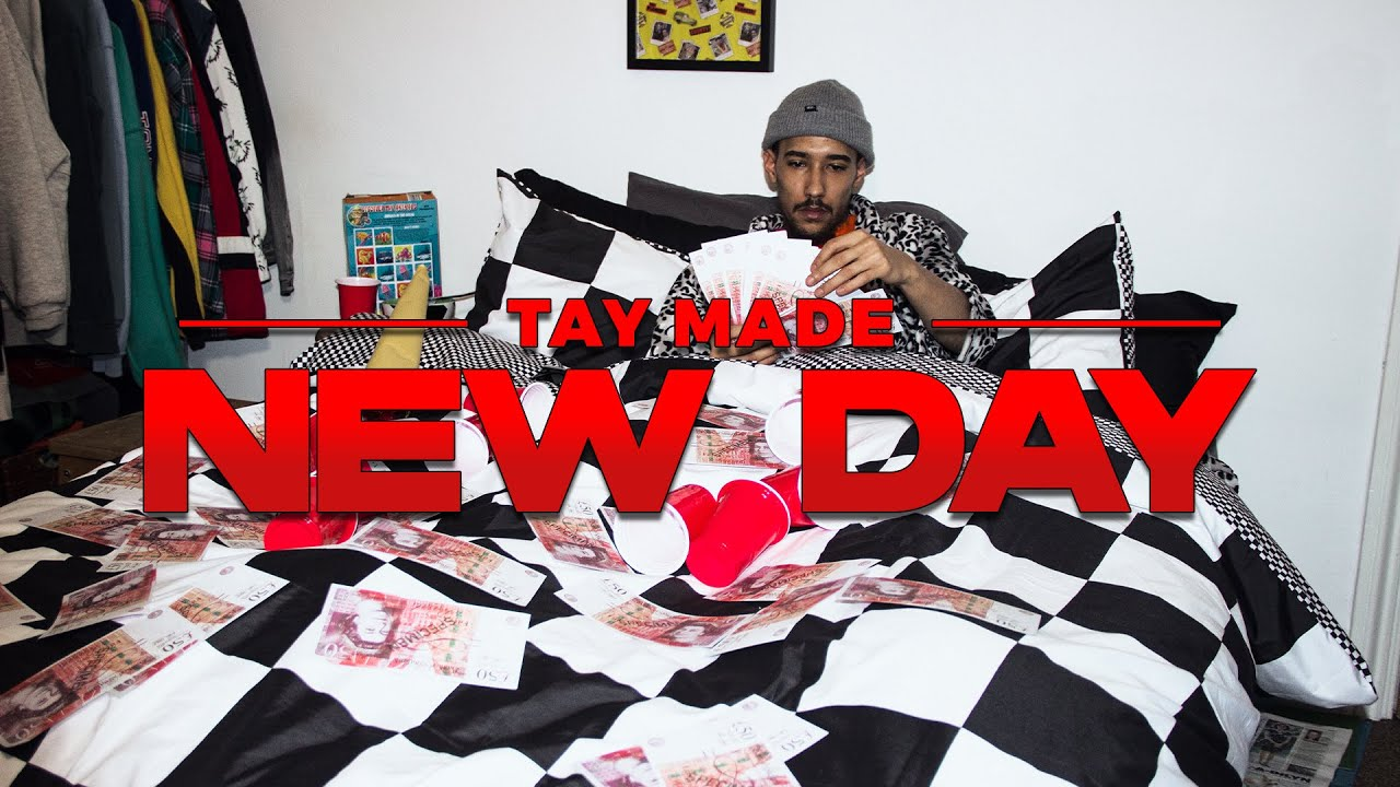 TAY MADE - NEW DAY (Official Music Video)