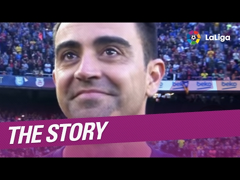 The Story Of Xavi Hernandez