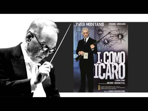 "Ennio Morricone - ""I for Icarus"" ('I as in Icarus', 'I... comme Icare', 1979)"