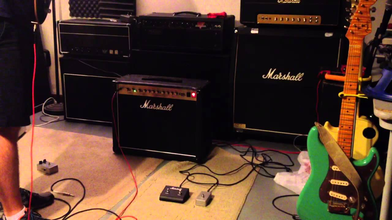 Marshall dsl40c combo with mods - Most Popular Videos