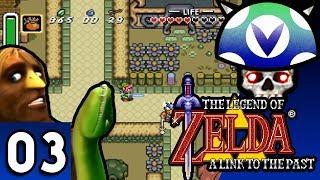 [Vinesauce] Joel - The Legend of Zelda: A Link to the Past ( Part 3 )