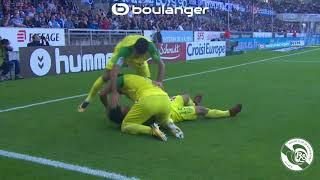 RCSA-FC Nantes (1-2) : le résumé   RC Strasbourg Alsace
