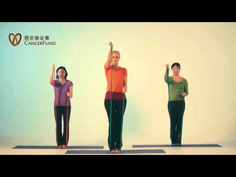 Pilates - Basic 1 - Standing Sequence