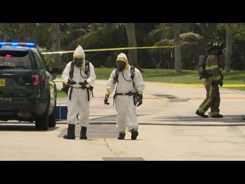 Woman sprays ammonia on neighbor in Deerfield Beach