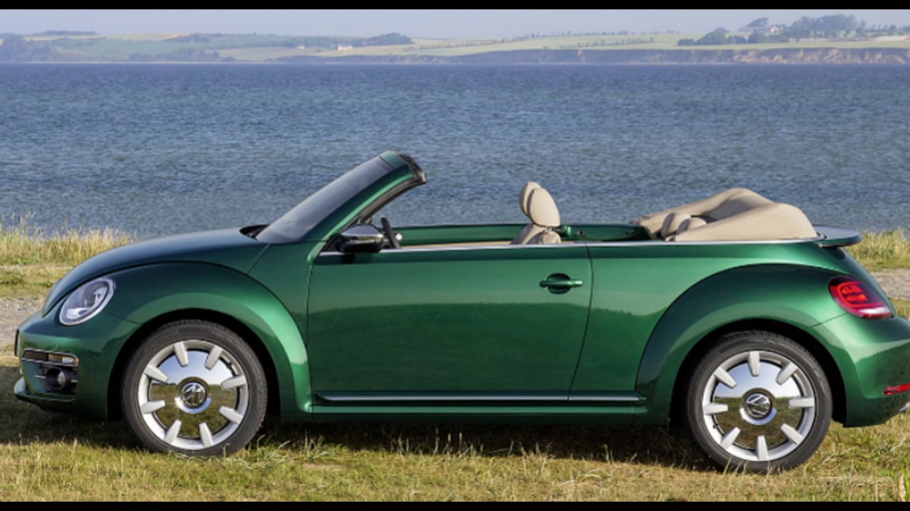 Luxury The 2018 Volkswagen Beetle Convertible