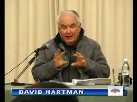 David Hartman: Is a Personal God Possible After the Shoah?
