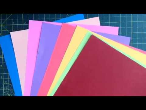 DIY Foldable Scrapbook