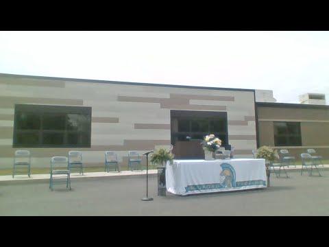 Bluford Grade School 2021 Graduation