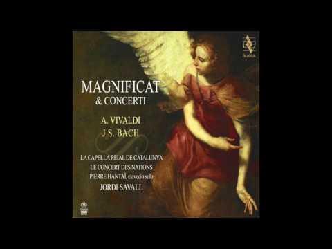 Jordi Savall - A. Vivaldi G Minor, RV 578.