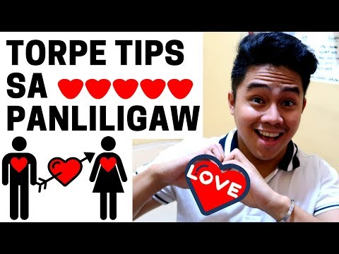 Torpe Tips sa Panliligaw 😍👌🏼 (WAG TORPE KYAH!)