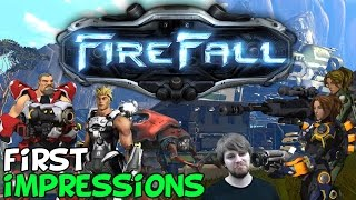 "Firefall First Impressions ""Is It Worth Playing?"""