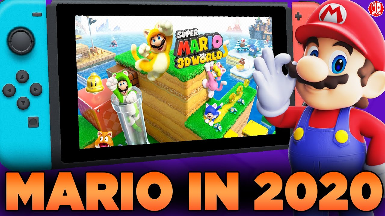 All The New Mario Games That Might Release In 2020 Predictions